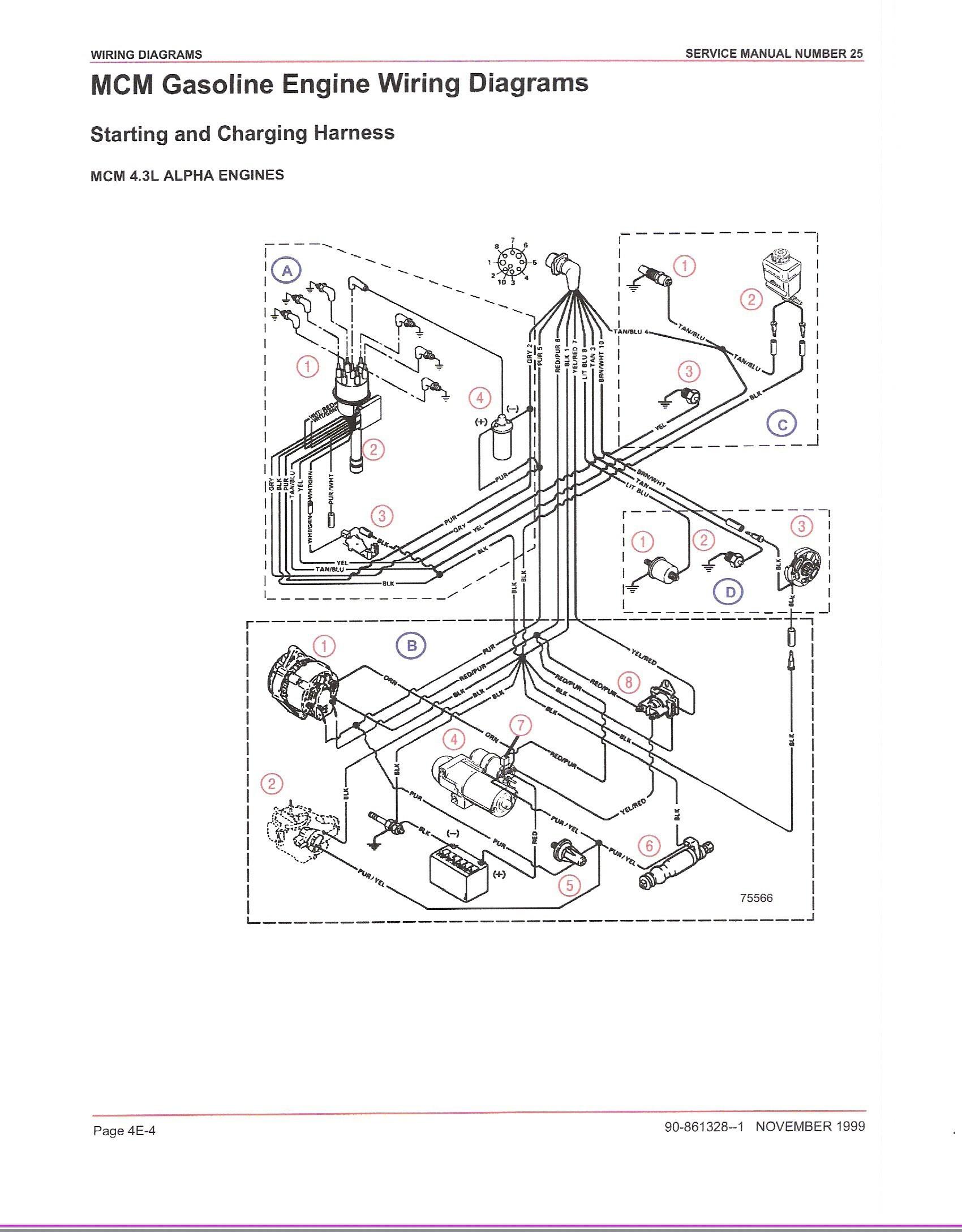 5 7 Mercruiser Wiring Diagram Free Vehicle Diagrams 454 Sensor Trim Solenoid Unique Image Rh Mainetreasurechest Com