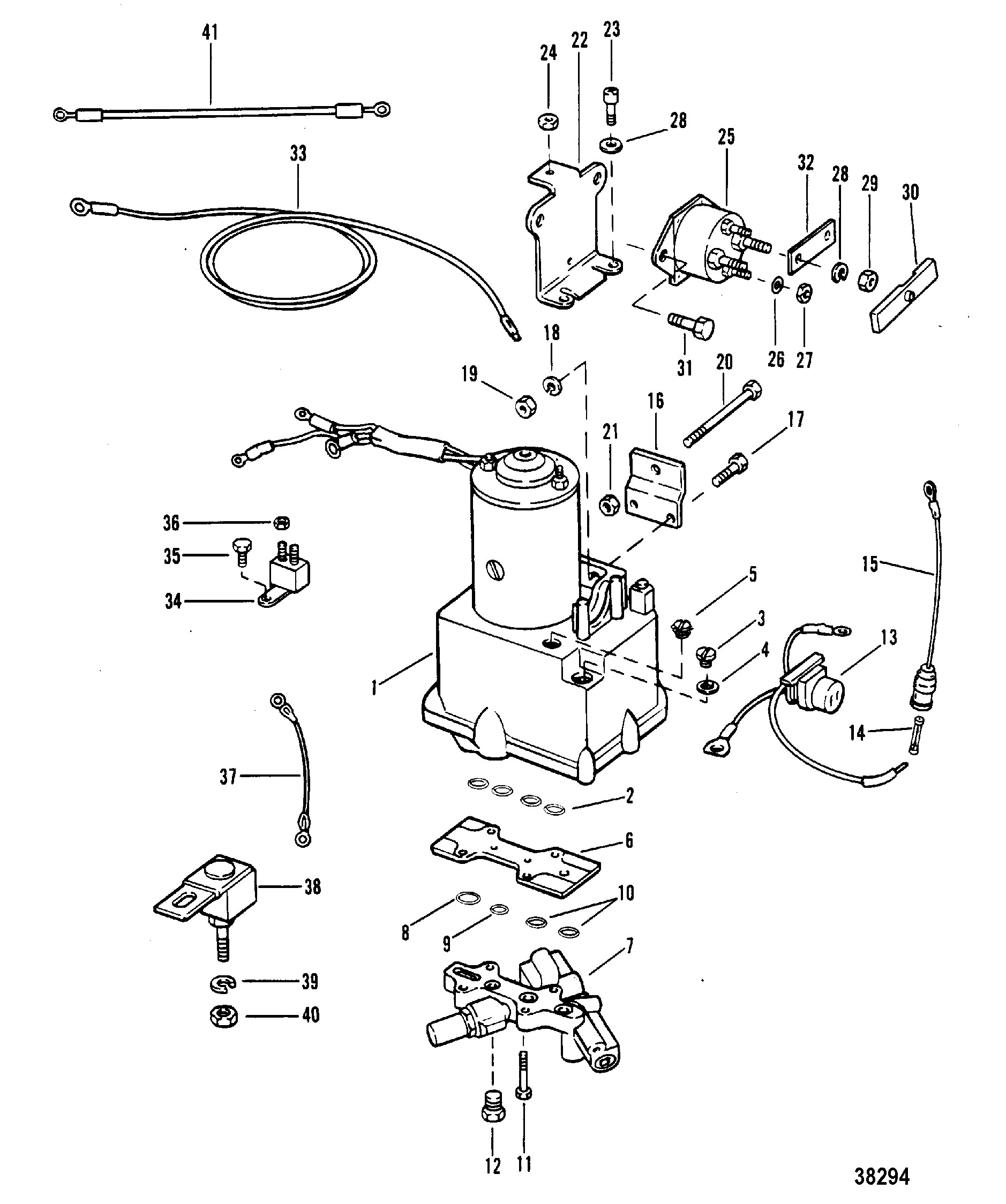 Wiring Diagram For Boat Trim Solenoids Mercruiser Solenoid Unique Image Sourcecapecodcottagerentalus Mercury Mariner 50 4 Cyl Up