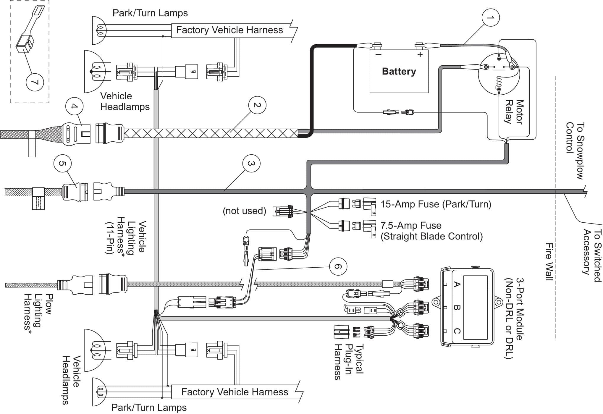 Meyer E Wiring Diagram Inspirational Snow Plow Within E