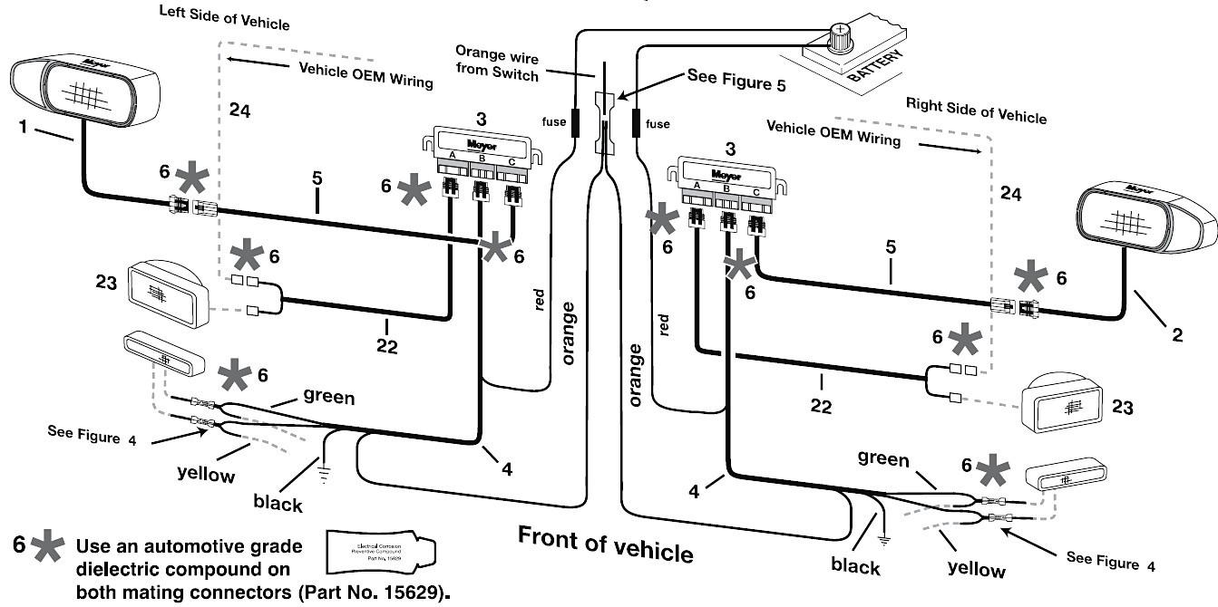 4 Pole Plow Solenoid Wiring Diagram - Wiring Diagram •