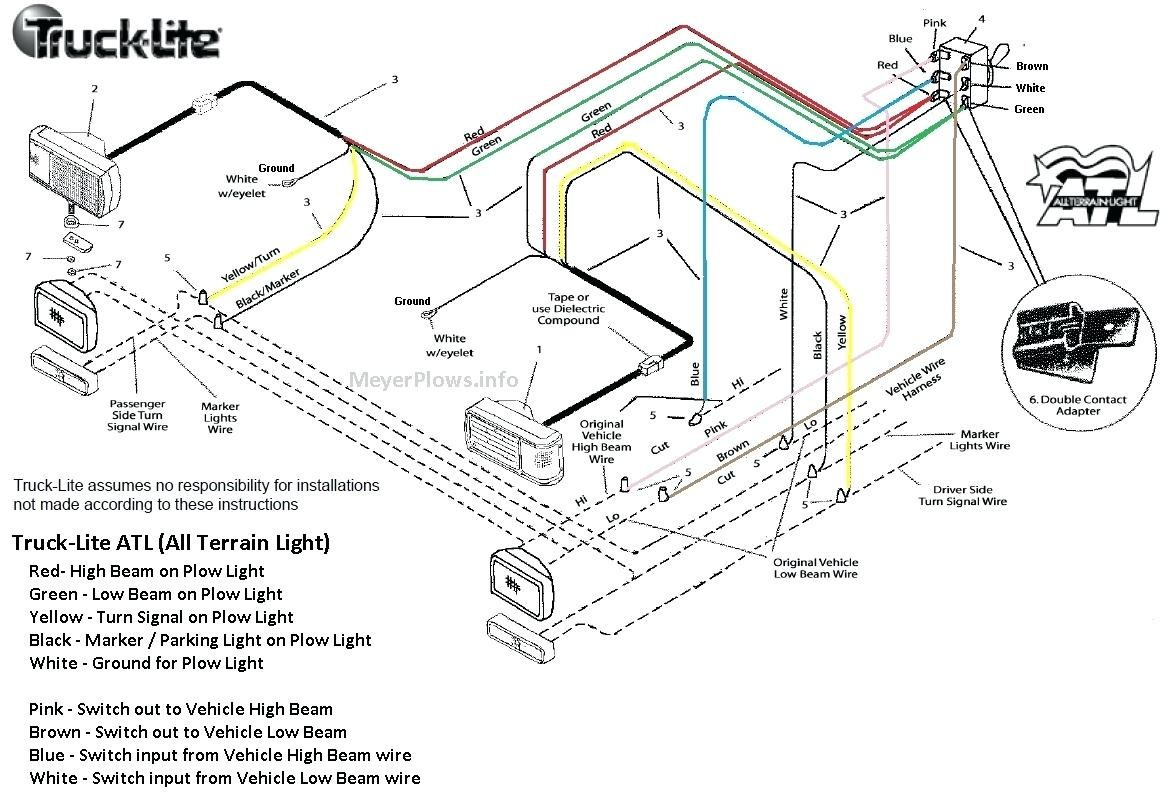 Unique S Plows Wiring Diagram New Update 2 Plow With Meyer