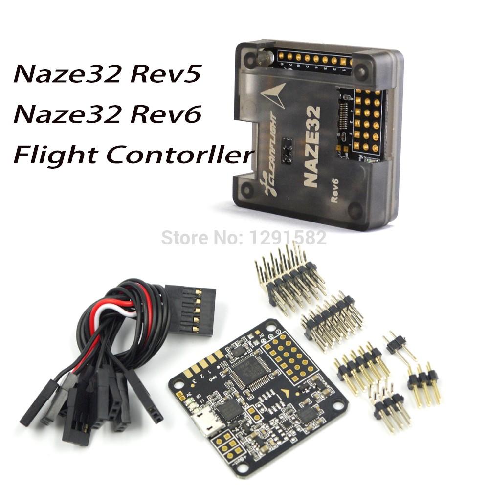 Naze32 Rev5 6DOF Rev6 6DOF Full Acro version Flight Controller for QAV X 214 QAV R 220 250 270 Quadcopter in Parts & Accessories from Toys & Hobbies