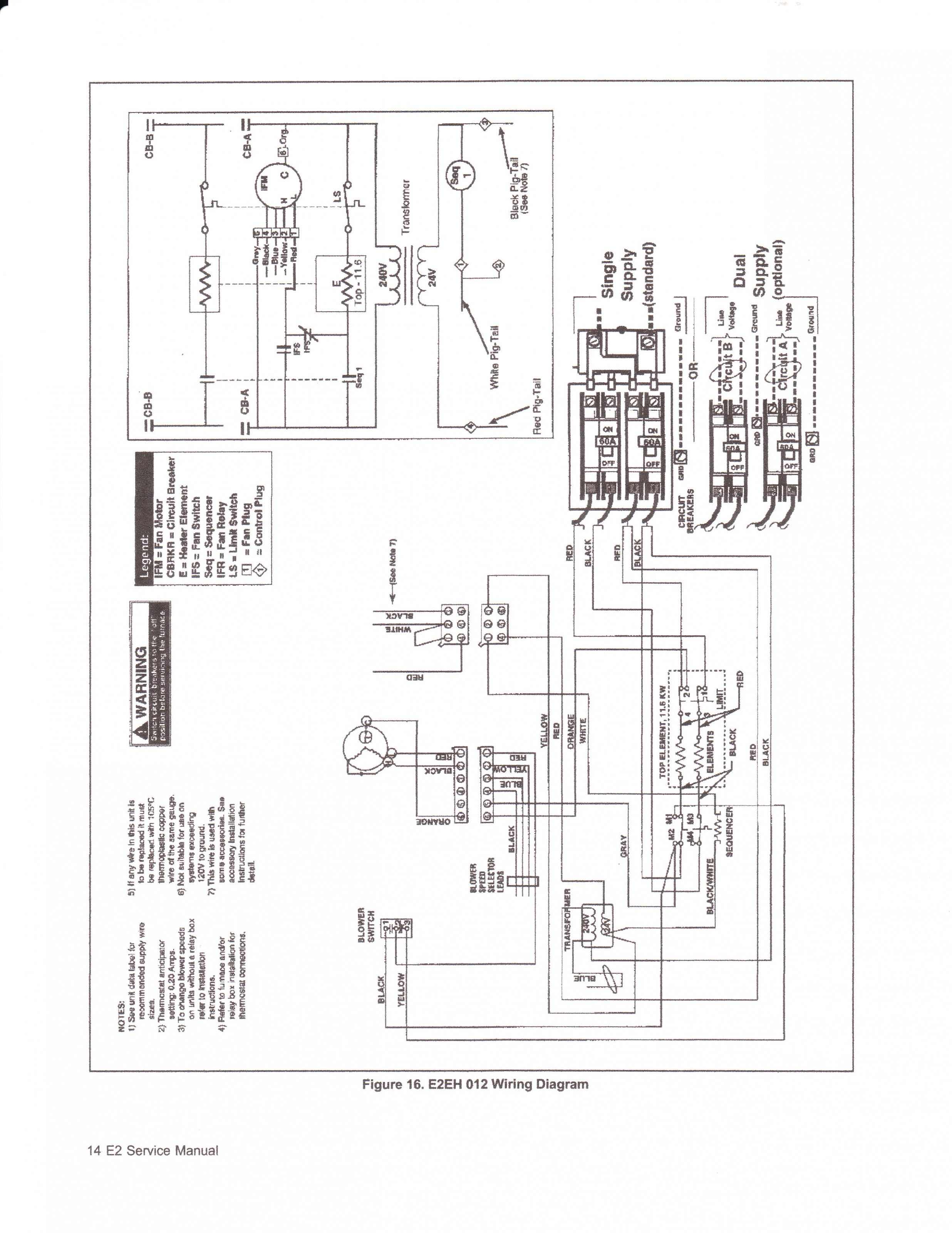Wiring Diagram Coleman Mobile Home Electric Furnace Wiring