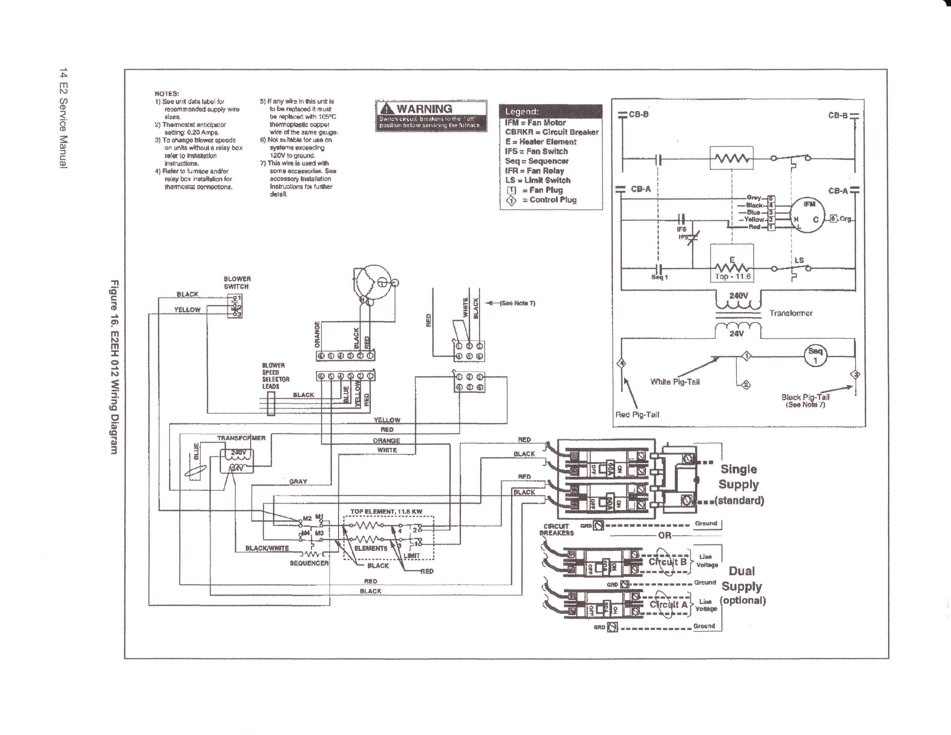 Nordyne Wiring Schematics - WIRE Center •