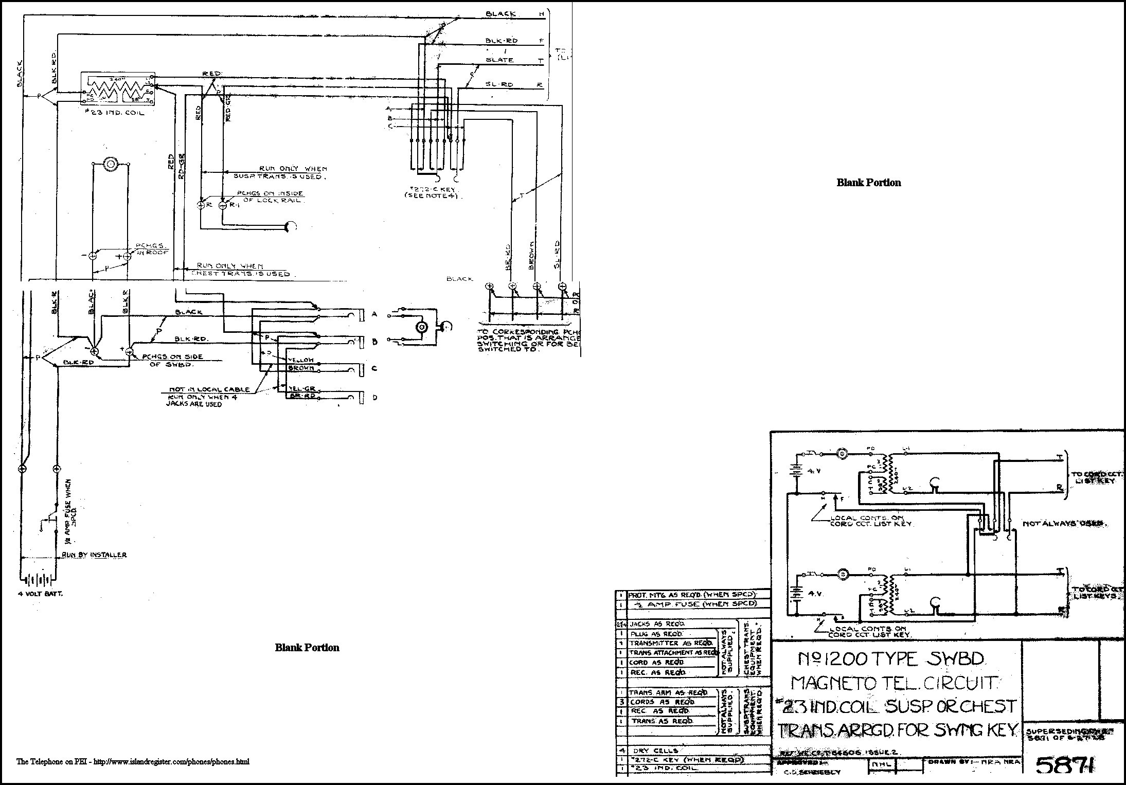 Telephone Wiring Diagram Outside Box Best Stunning Old Telephone Wiring Diagrams Gallery Electrical and