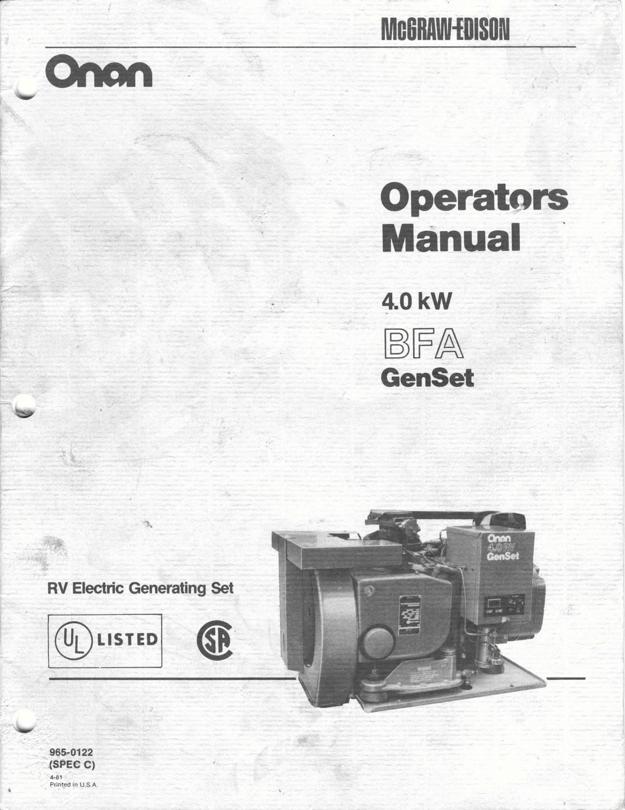 Contemporary Onan 6500 Generator Wiring Diagram Ornament ...