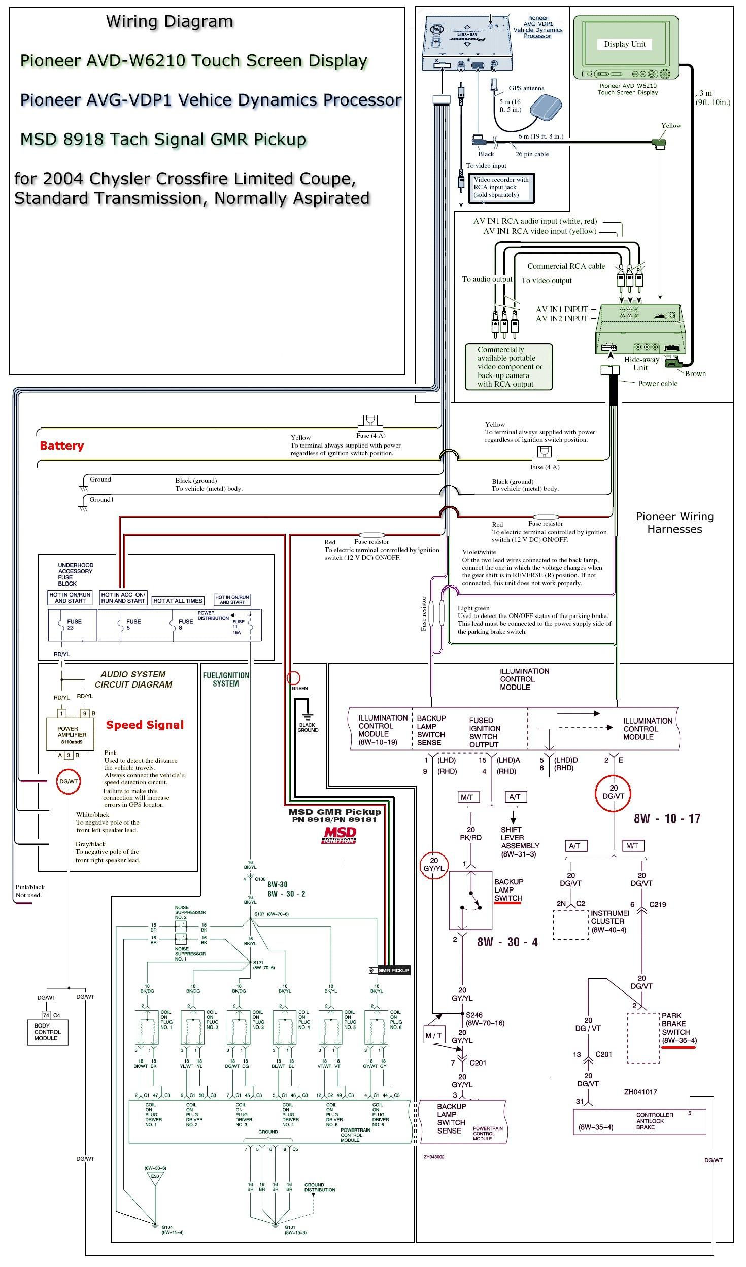 pioneer avh 280bt wiring diagram awesome wiring diagram image