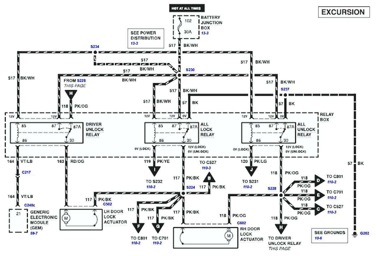 Full Size of 2000 Ford Ranger Headlight Wiring Diagram Blazer Door Locks Archived Wiring Diagram