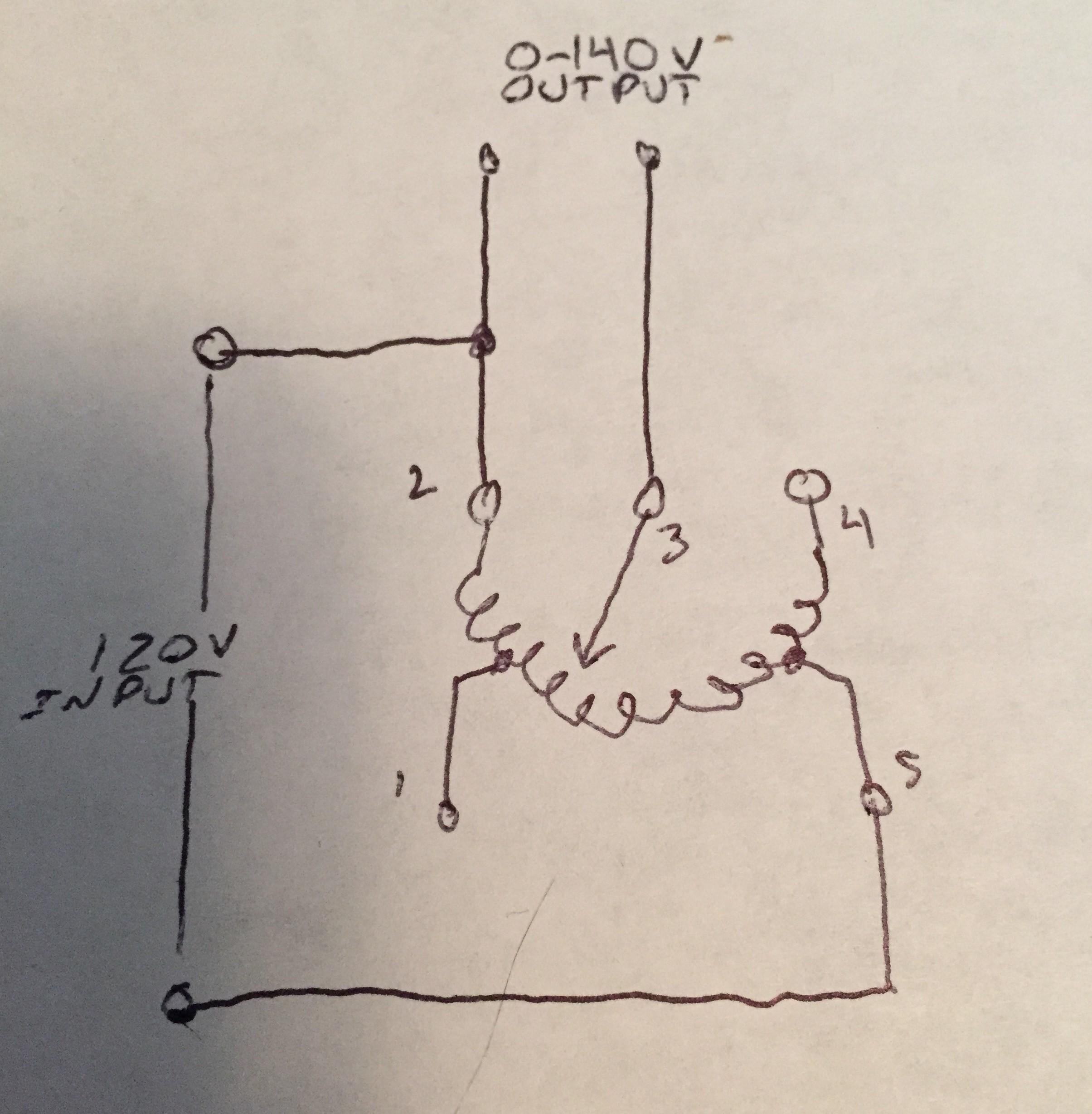 ... Variac Wiring Gibson Example Electrical Circuit