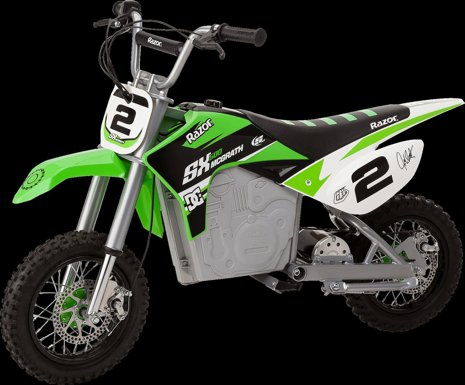 Electric Rides SX500 Dirt Rocket McGrath