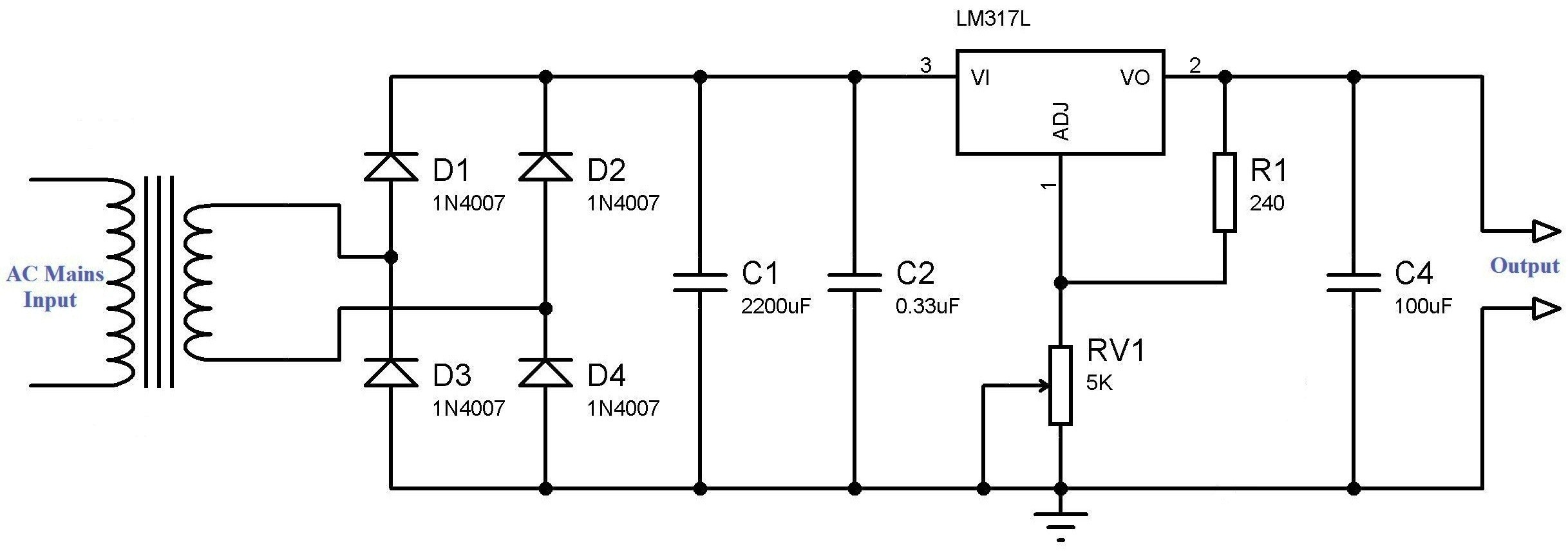 rectifier regulator wiring diagram