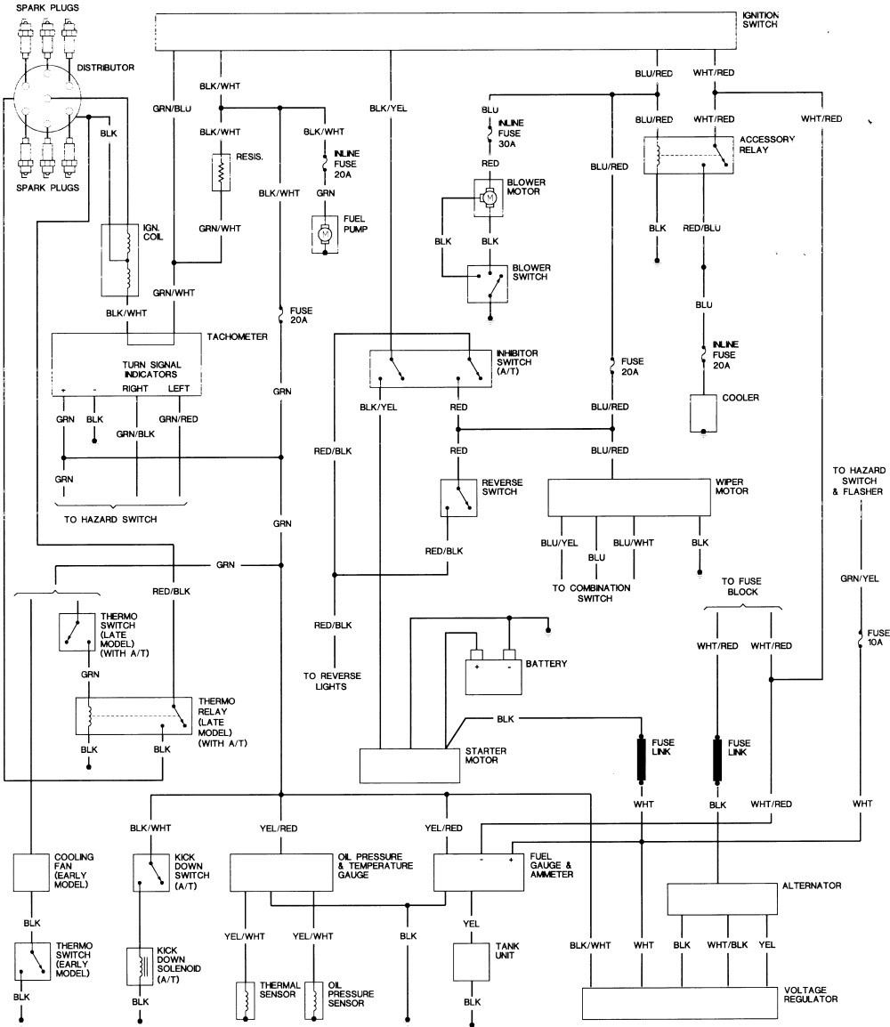 Residential Electrical Wiring Schematic Diagram - Electrical Drawing ...