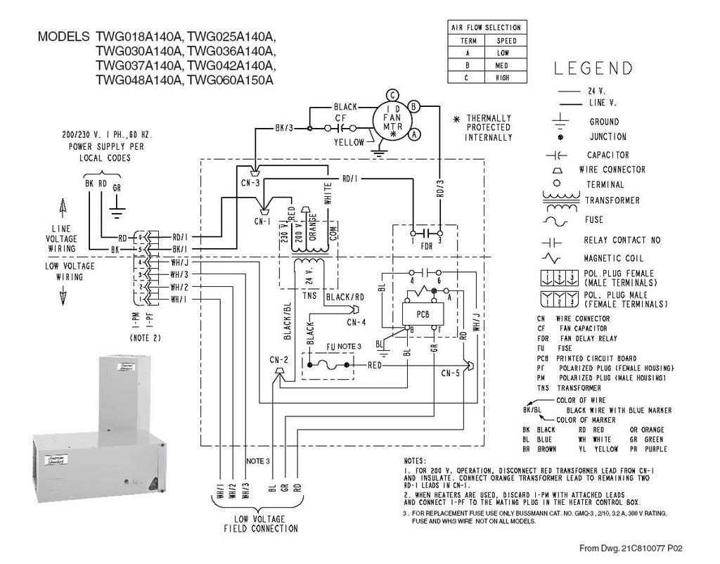 Heat Pump Wiring Diagrams