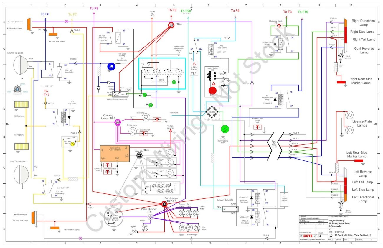 Rotary Lamp Switch Wiring Diagram Best Of
