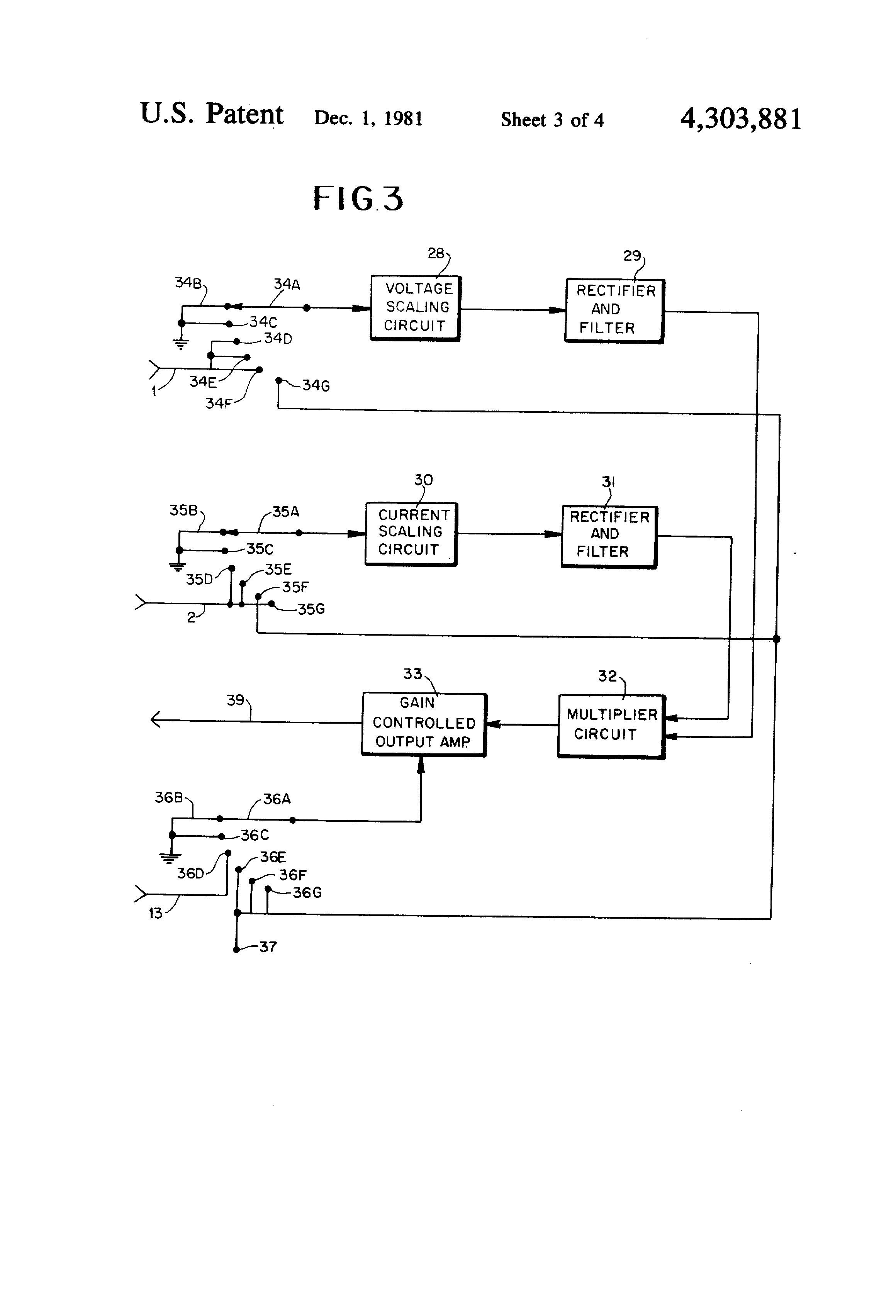 S Meter Circuit Elegant