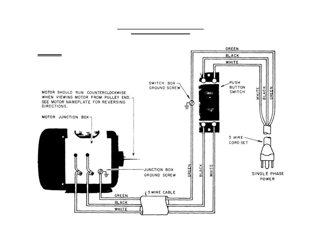 Single phase motor starter wiring diagram unique wiring diagram image electric motor single phase wiring diagram to weg b2network co asfbconference2016 Image collections