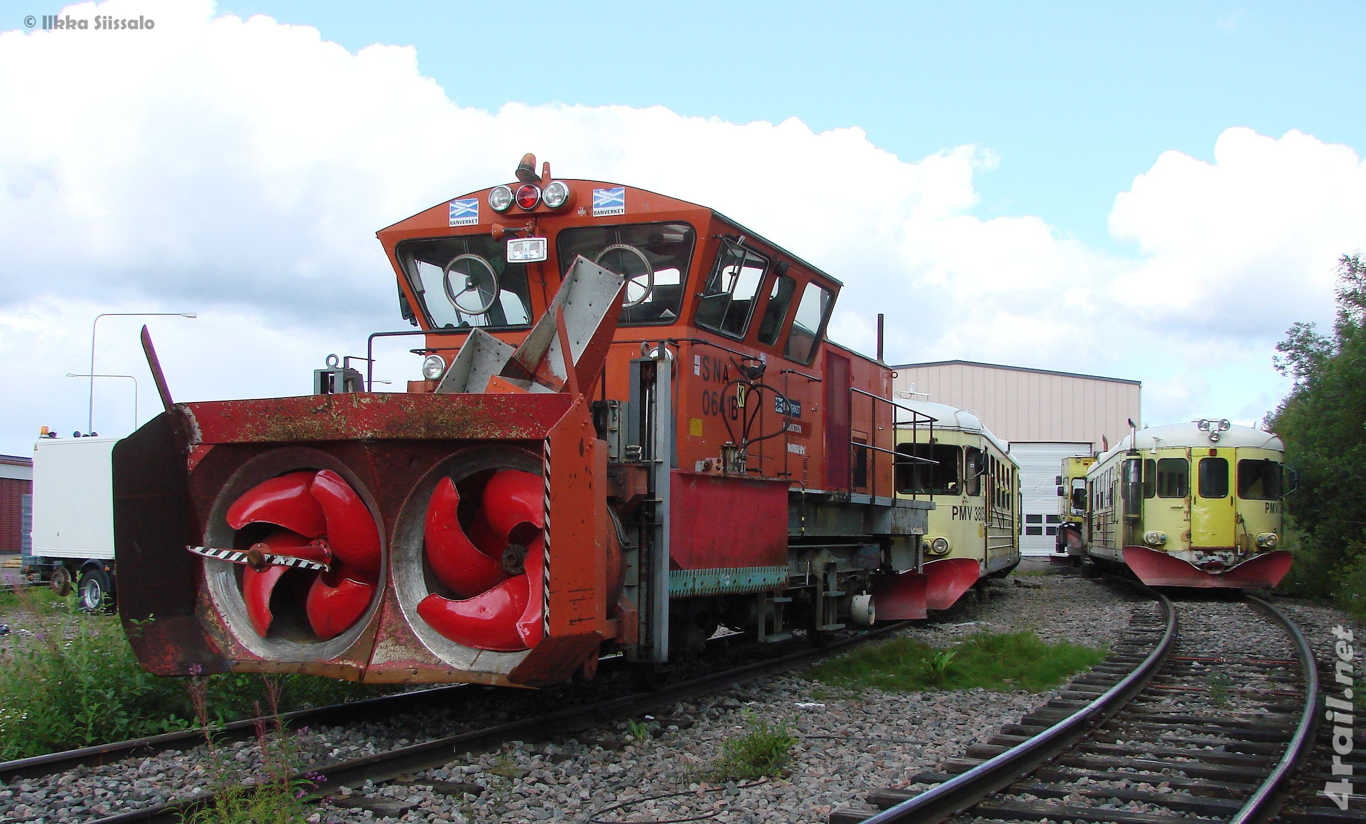 Smith Brothers Plow
