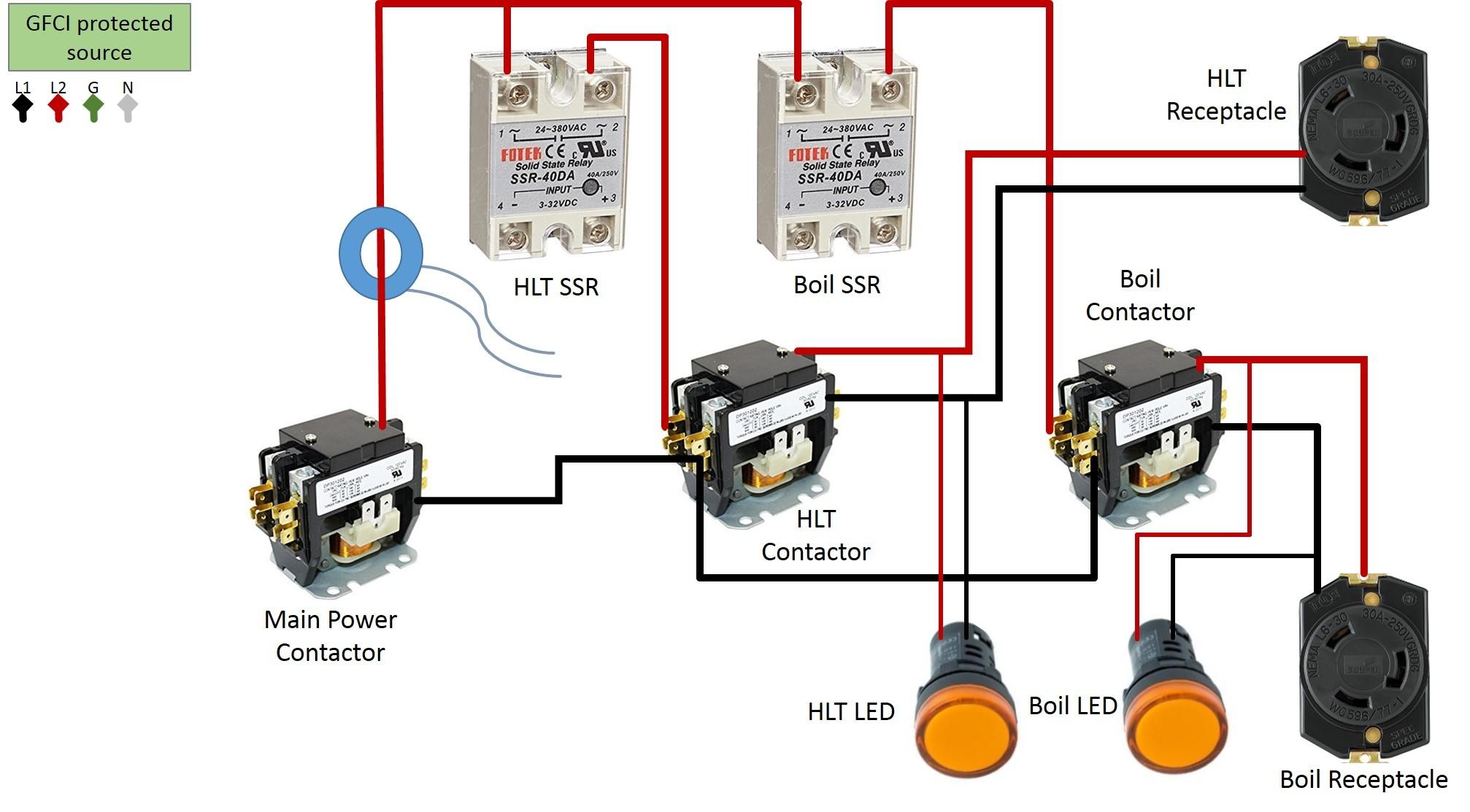 240 volt circuit
