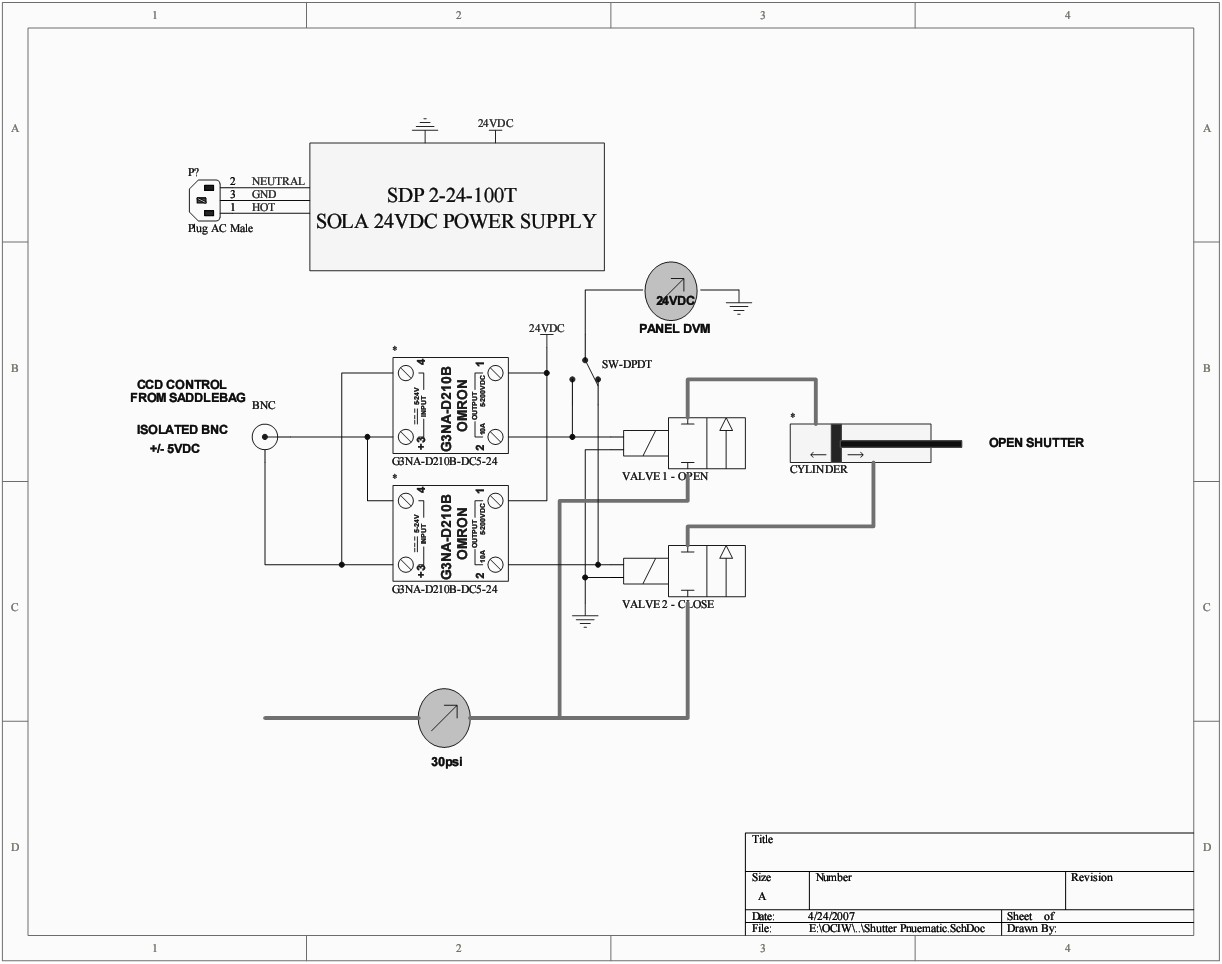 Ldss Shutter Technical Visio Solid State Relay Schematic Symbol Controller Full Size