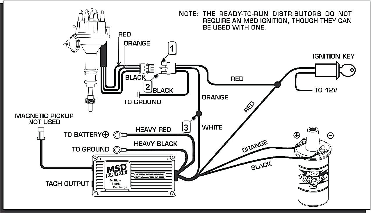 ready to run msd distributor wiring diagram tachometer wire center u2022 rh efluencia co msd pro billet 8360 wiring diagram msd 8365 wiring diagram