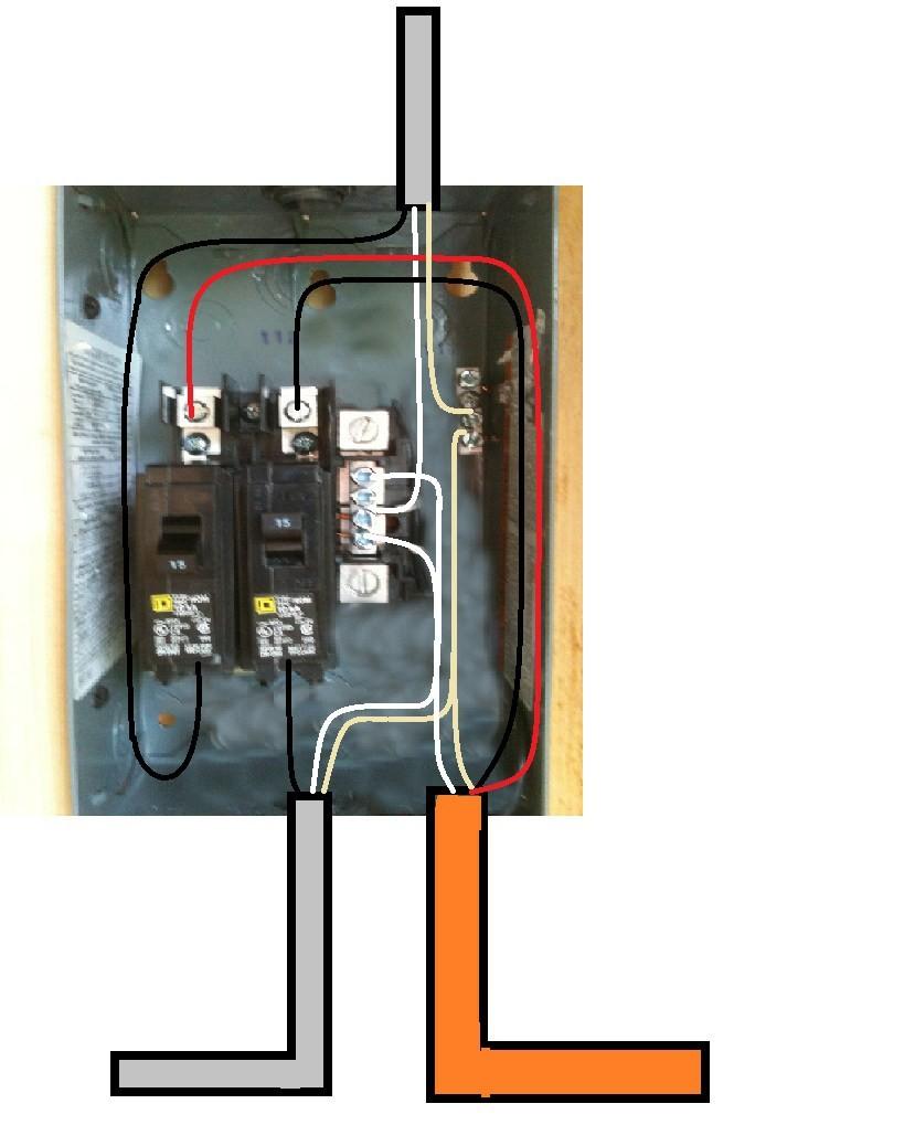 Qo Load Center Wiring Diagram In Square D