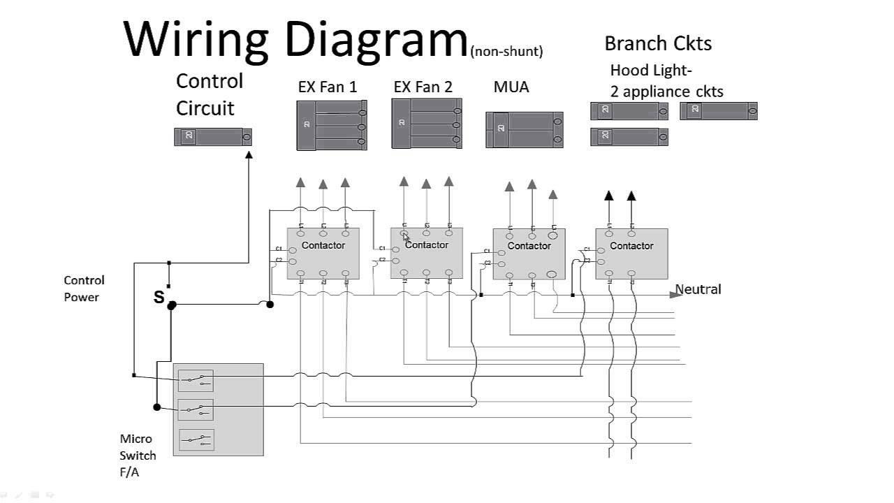 Square D Circuit Diagram - Wiring