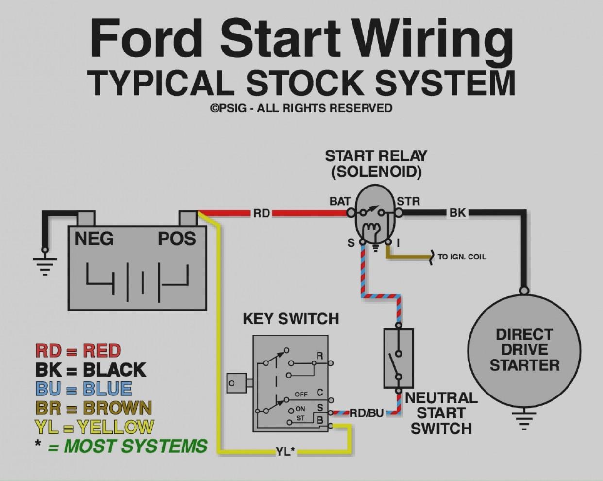 Omc 350 Starter Solenoid Wiring Diagram - Example Electrical Wiring ...