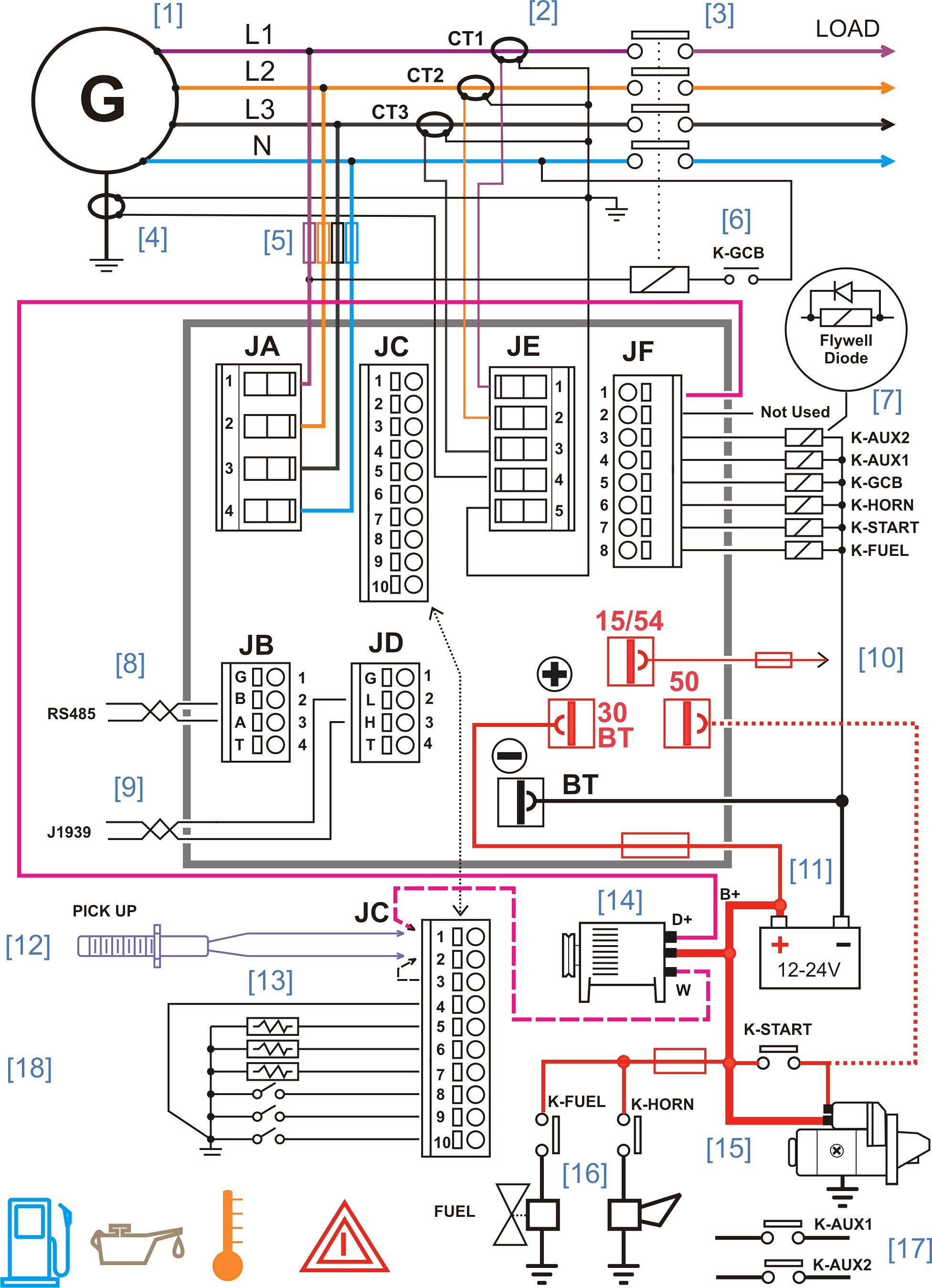 12v Battery Isolator Wiring Diagram - Wiring Solutions