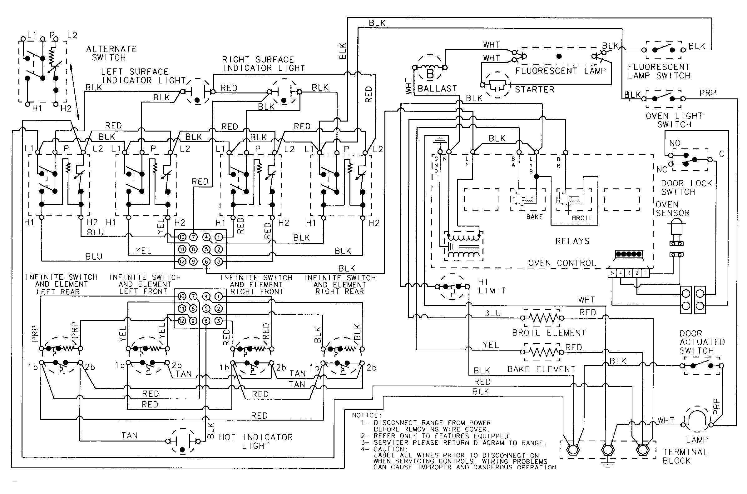 Elec Wiring Diagram Download Maytag Cre9600 Timer Stove Clocks and Appliance Timers