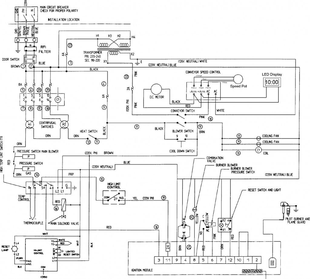 Belling Cooker Wiring Diagram Range Hob Circuit Double Oven Fancy