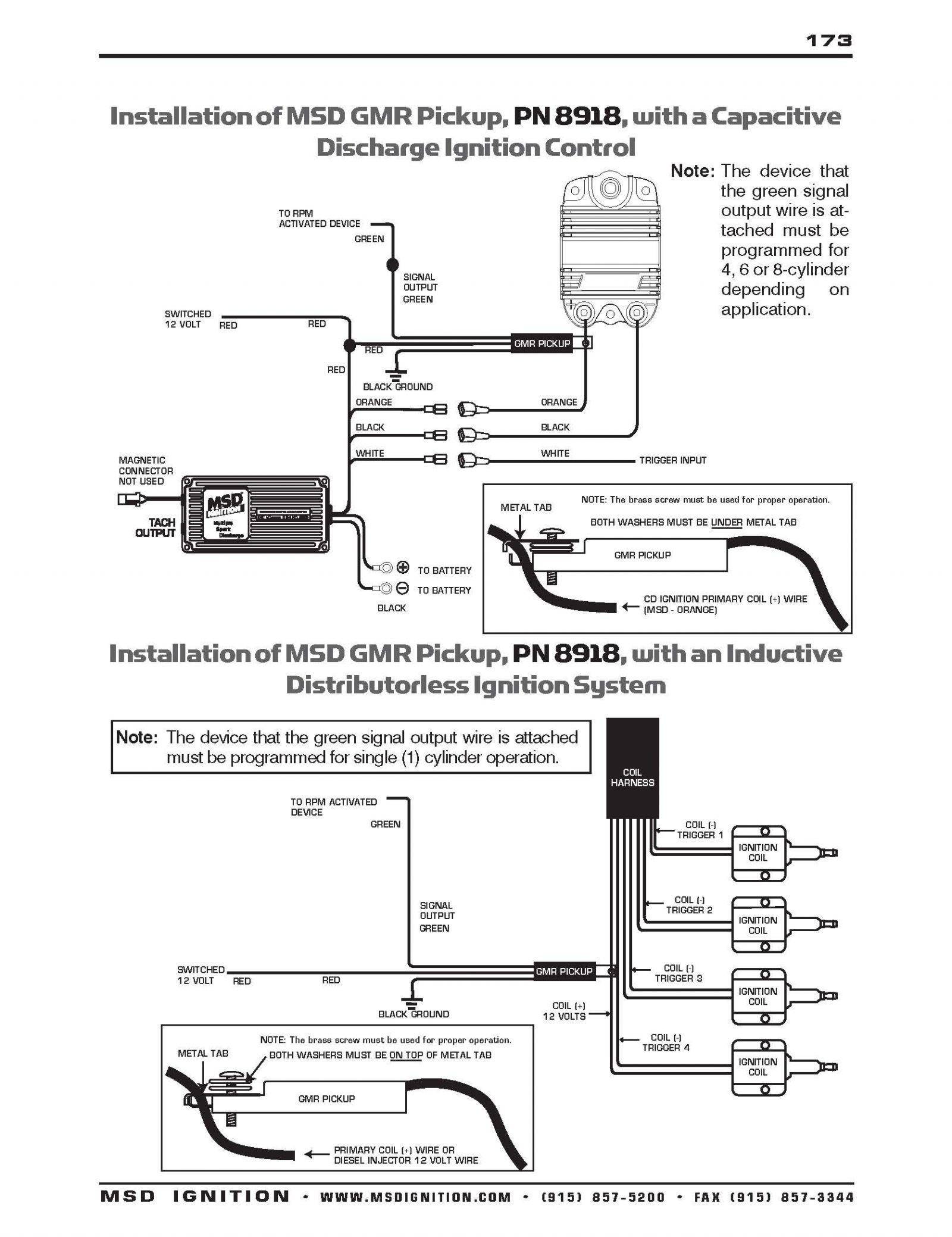 Diagram Pro p Distributor Wiring Autometer Light Electronic Ignition Ready To Run 1600