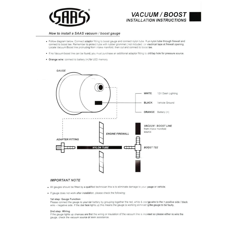 Autometer Tach Wiring Diagram Fresh Diagram Sunpro Tachometer Wiring Diagram