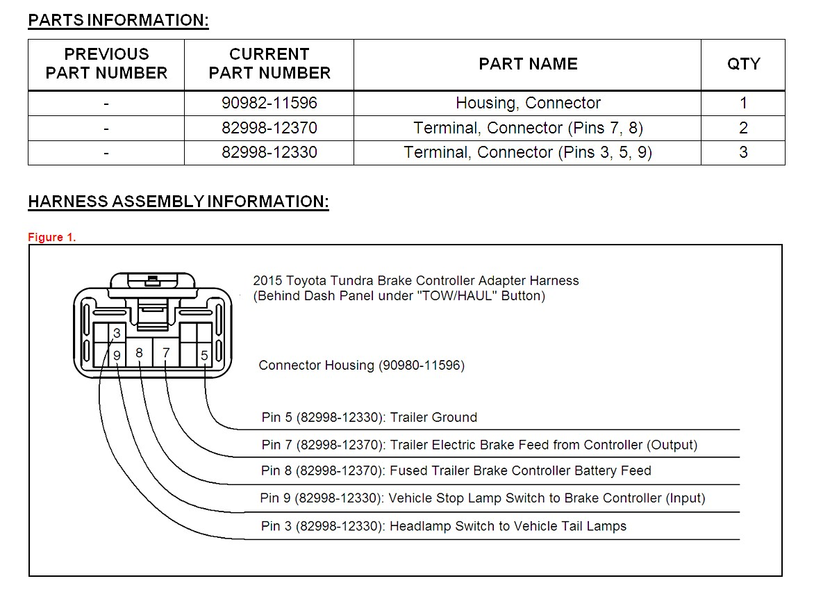 Tekonsha Wiring Diagram Brake Controller Free And Redline With