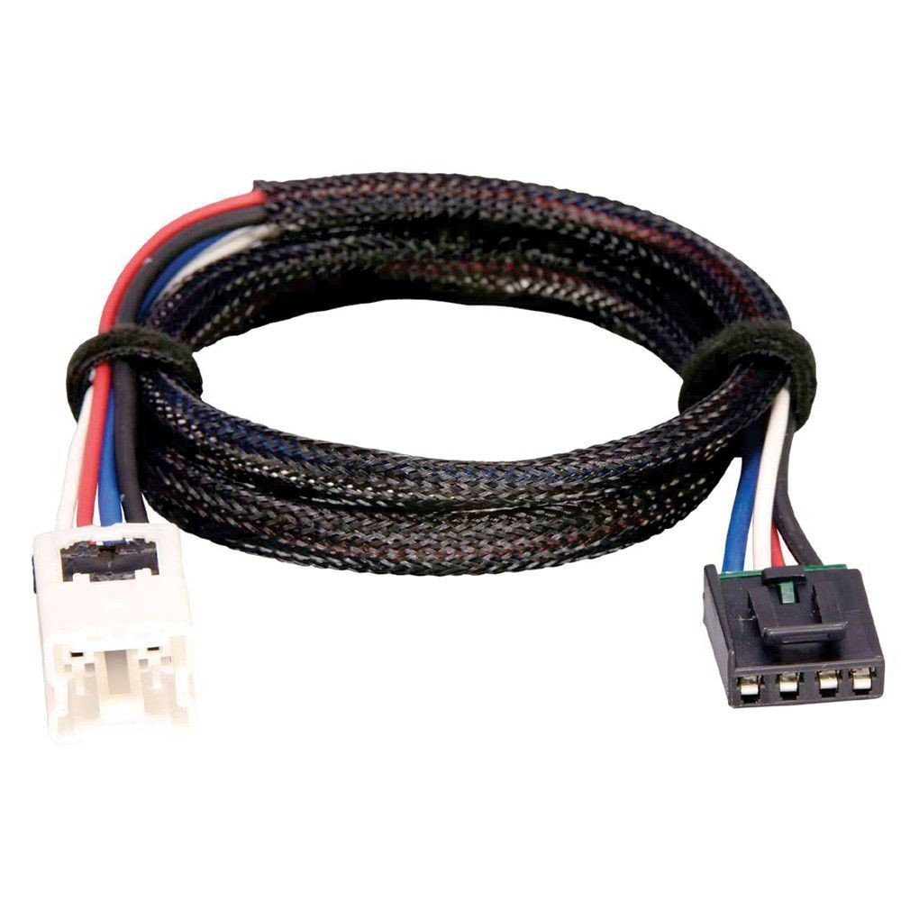 Tekonsha Brake Control Wiring Adapter 2 Plug fits Nissan Infiniti