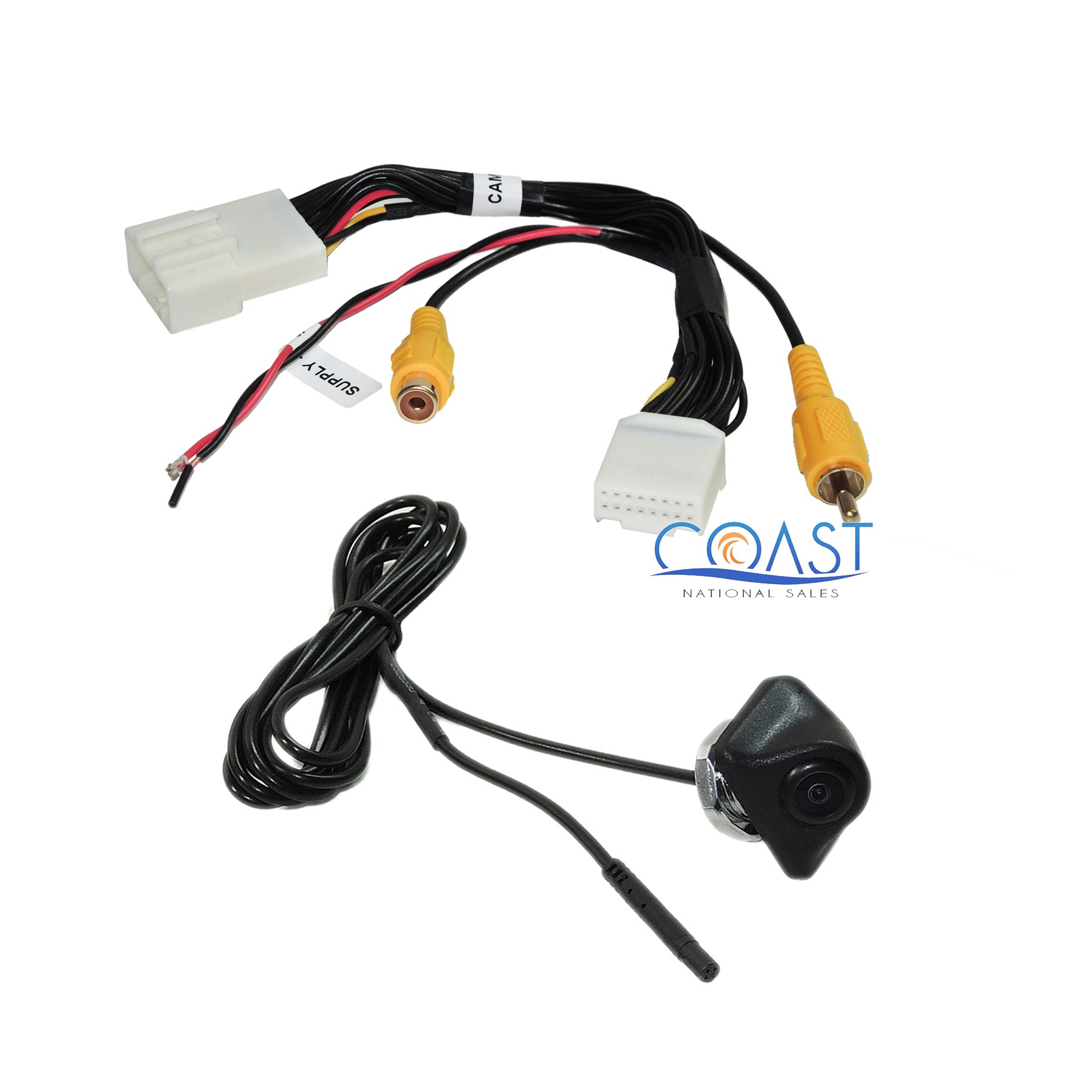 Toyota reverse camera wiring diagram unique wiring diagram image car reverse backup camera t harness rear view for subaru main image toyota rav4 wiring cheapraybanclubmaster Image collections