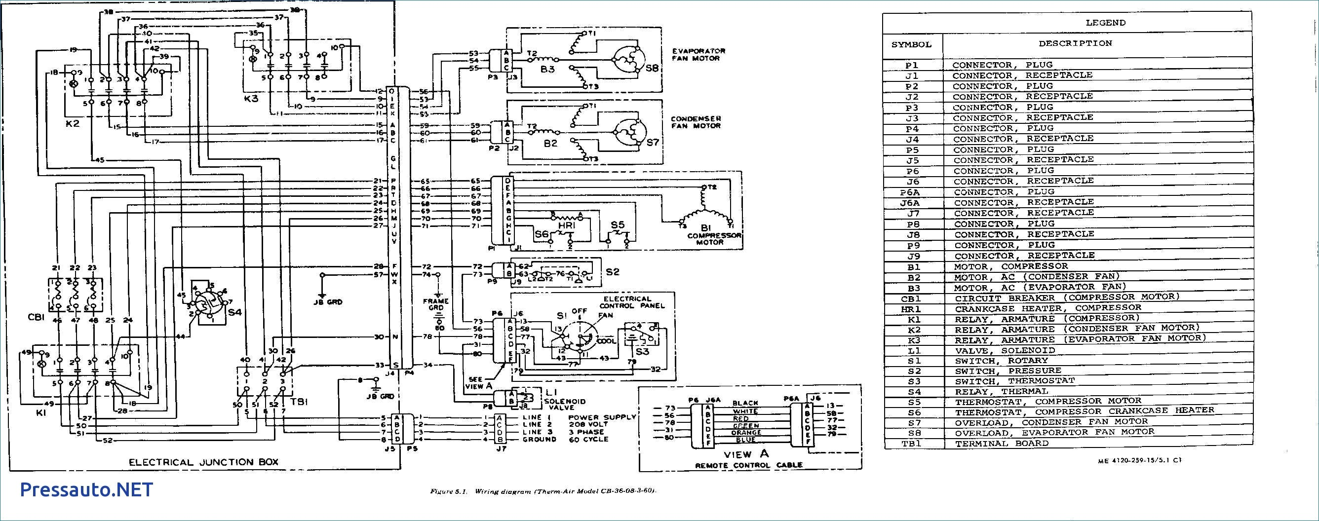 Trane Hvac Wiring Diagrams Schematics Lovely Diagram