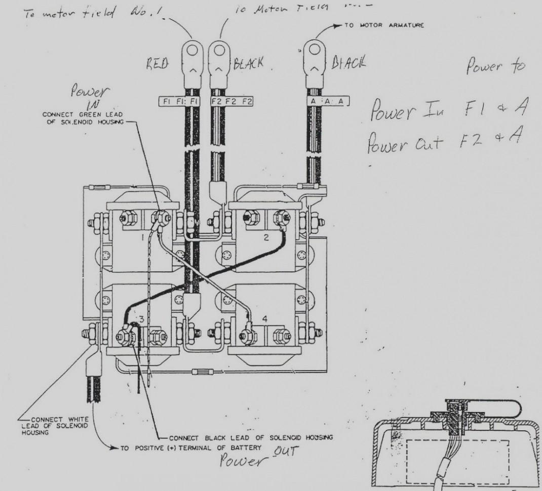 Best Warn M8000 Wiring Diagram With Badland Winch Remotewarn Remote