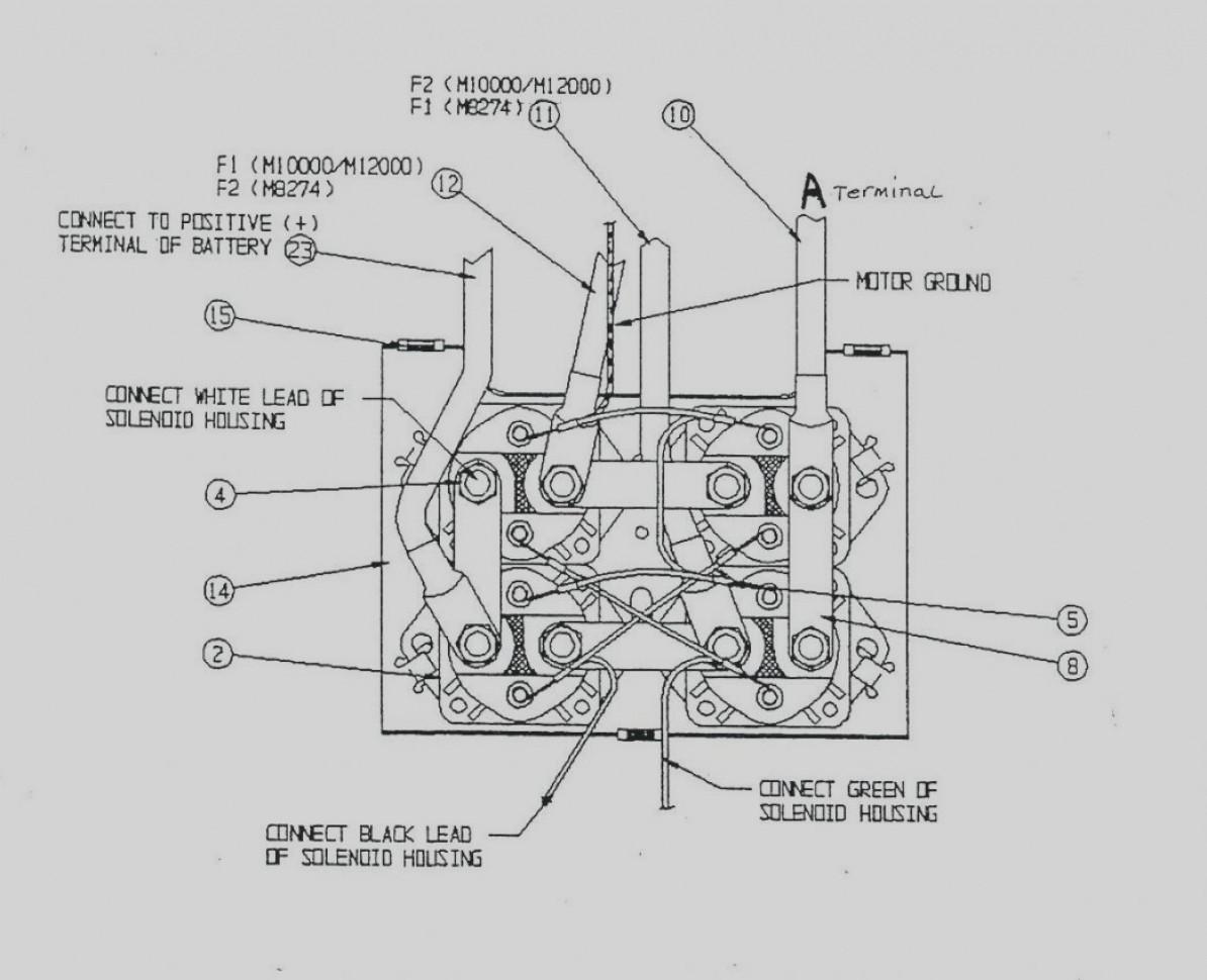 Gallery Warn M8000 Wiring Diagram Kfi Winch Diagrams Schematics