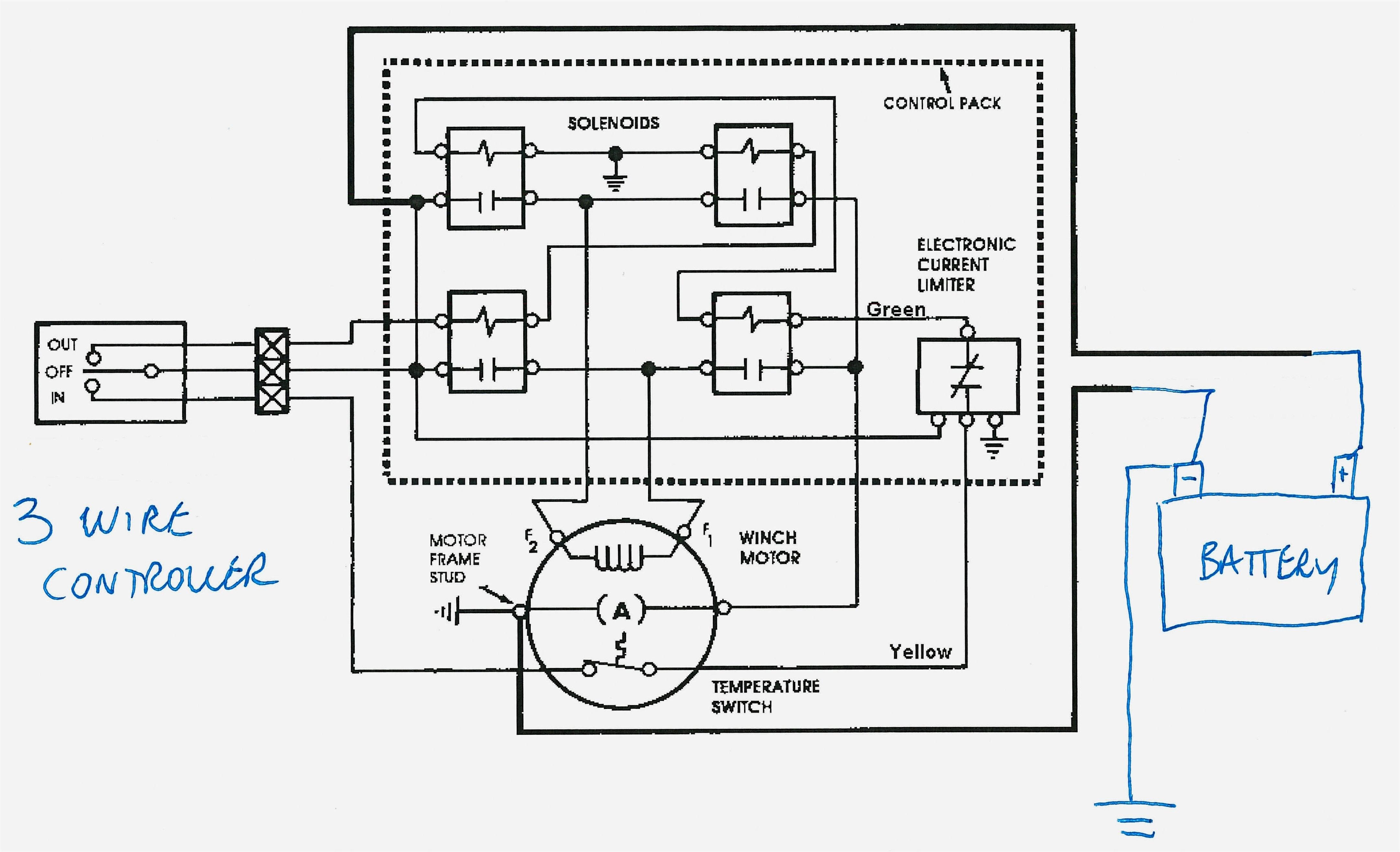 Warn Winch Contactor Wiring Diagram At Webtor Me Throughout Kfi Random 2