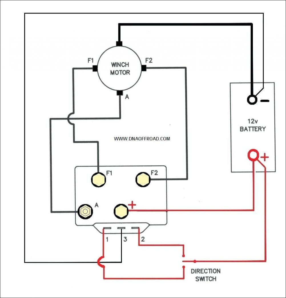 Wiring Diagram Warn Winch Solenoid