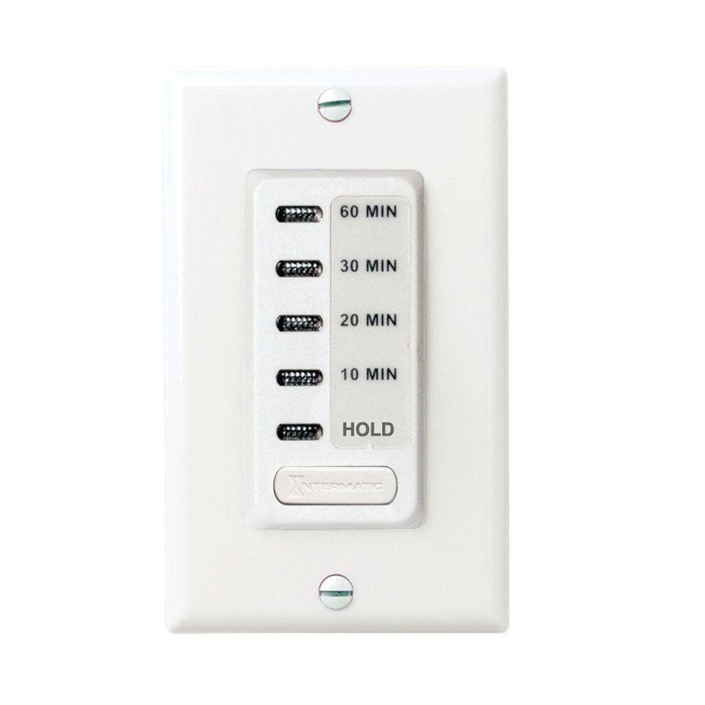 Whole House Fan Switch Timer Unique