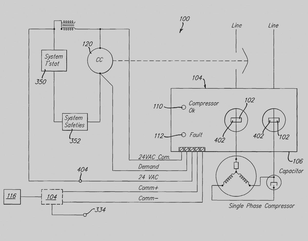 New Copeland pressor Wiring Schematic Diagram Fitfathers Me Stuning Blurts