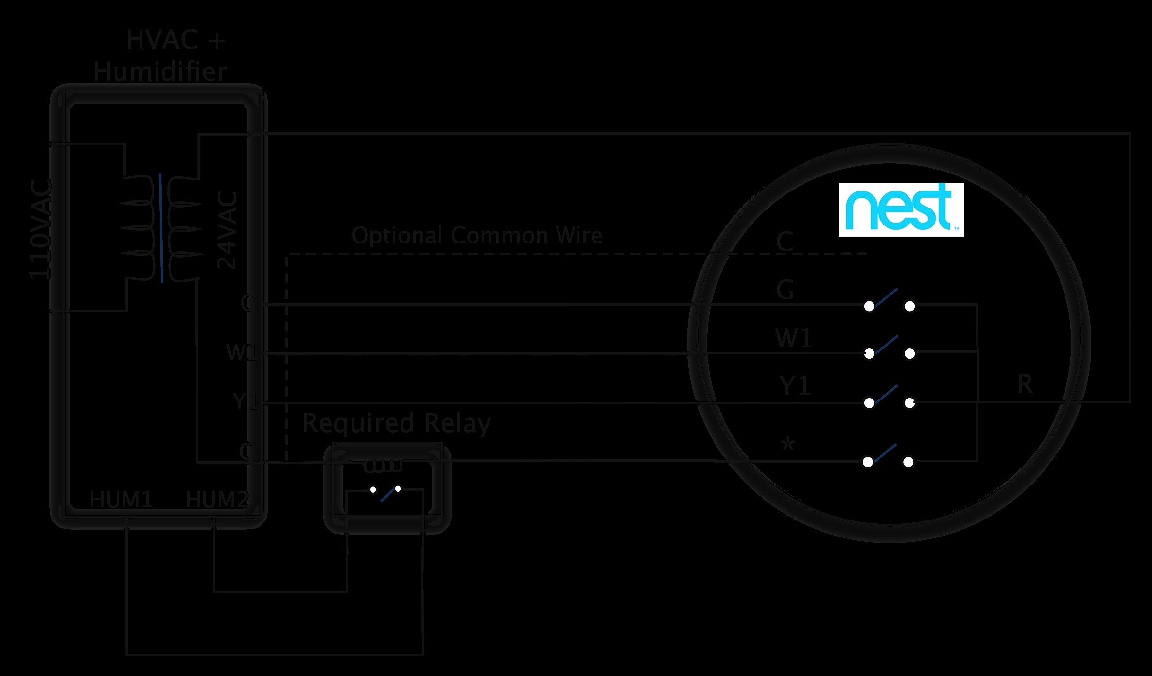 Nest Thermostat Humidifier Wiring Diagram Download Wirning In Aprilaire 700