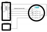 Wiring Diagram for Nest thermostat New Nest Learning thermostat Advanced Installation and Setup Help for In