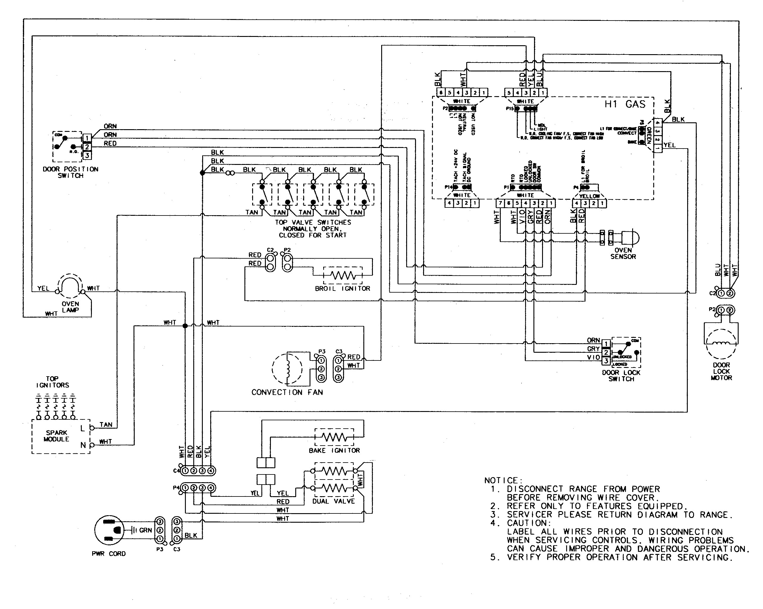 Wiring Diagram Whirlpool Gas Dryer Schematic For Simple Electric Range