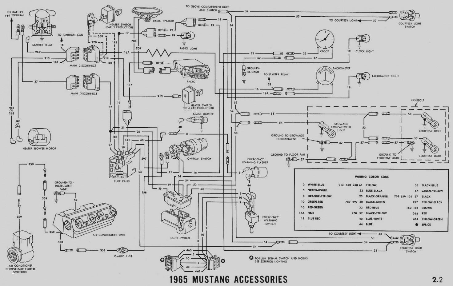 1965 mustang wiring diagram wiring diagram image rh mainetreasurechest com 1965 ford mustang wiring diagram 1965 mustang wiring diagram pdf