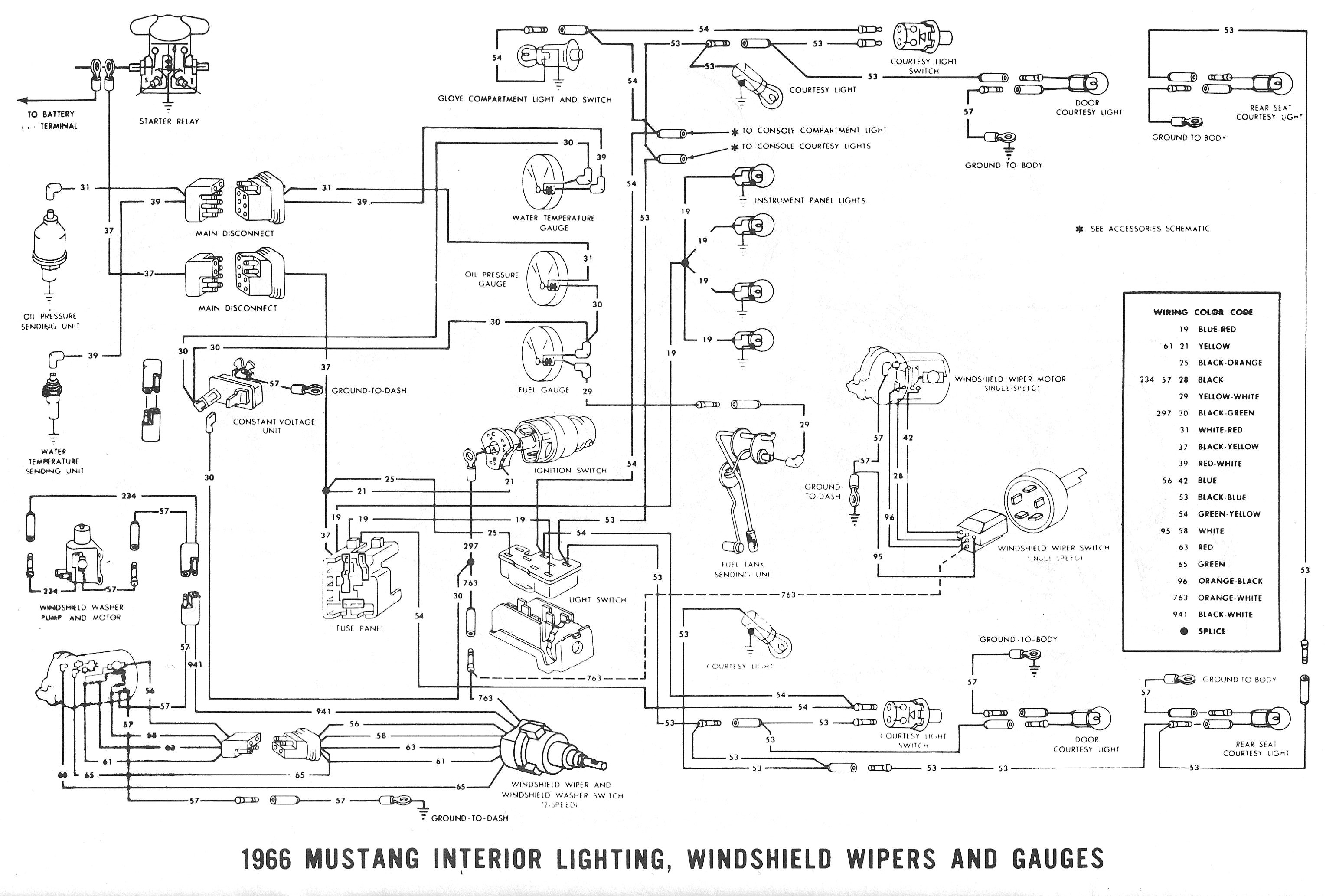 Wiper Motor Wiring Diagram