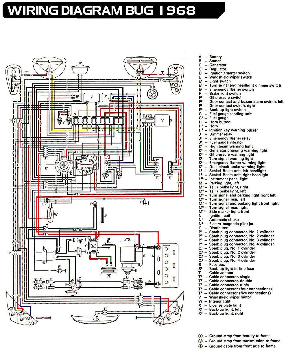 Wire Diagram For 1972 Beetle -Ford Wiper Motor Wiring Color | Begeboy Wiring  Diagram SourceBegeboy Wiring Diagram Source