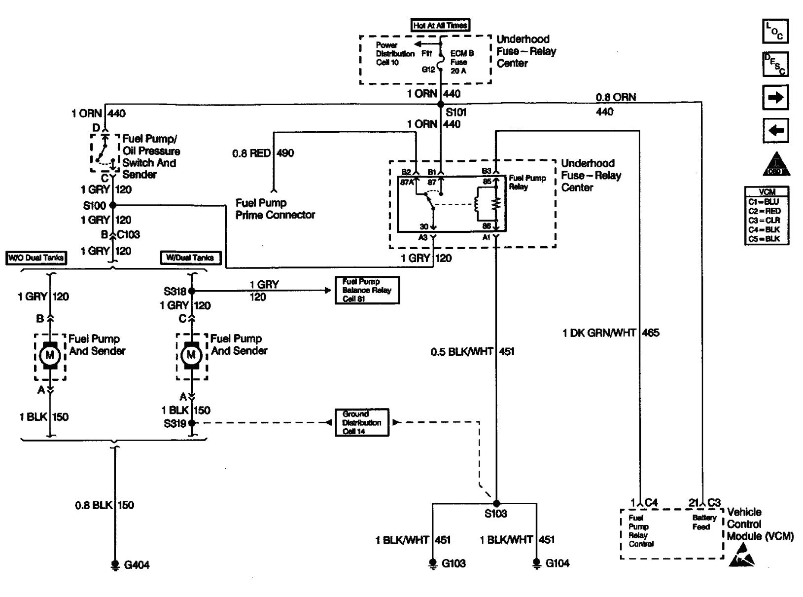 1998 Chevy Silverado Fuel Pump Wiring Diagram Wiring Diagram Image 1998  Chevy Silverado Wiring Harness Diagram 1998 Chevy Silverado Wiring Harness