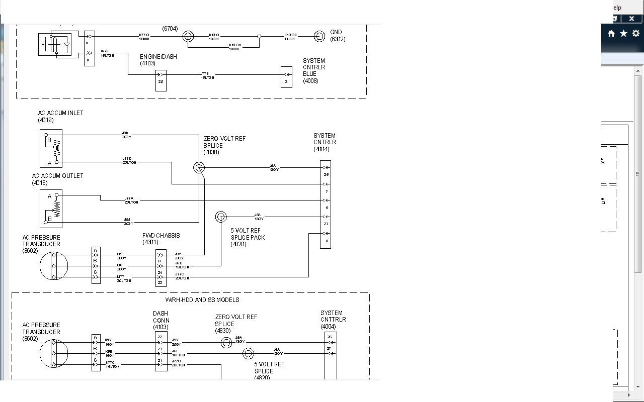 Wiring Diagram International 4300 - Wiring Diagram Article